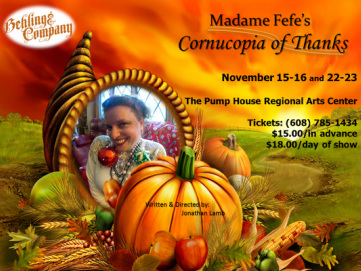 Madame Fefe's Cornucopia of Thanks